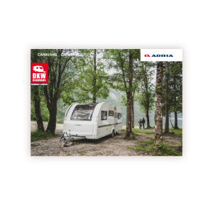 Adria caravans 2021 belgië dkw caravans